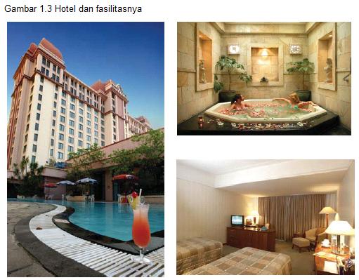 Hotel dan fasilitasnya