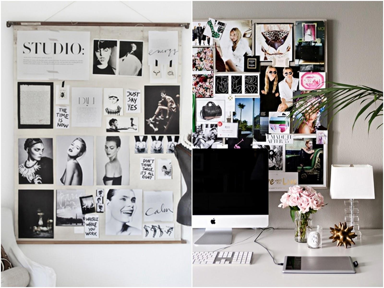 LeFer Blog Fernanda Dallan: Decorando sua Escrivaninha #854666 1600x1201