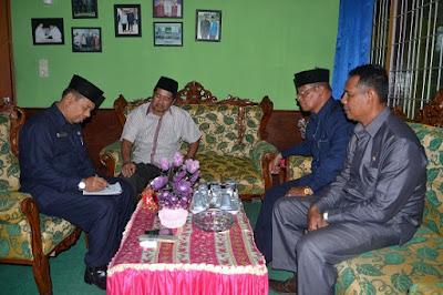 Penyelia Dakwah Jabatan Hal Ihwal Islam Malaysia Bersilaturrahmi Ke Kemenag kota Tanjungbalai