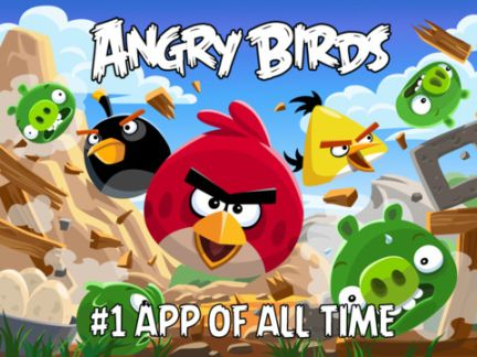 Original Angry Birds HD Now Free for iOS devices
