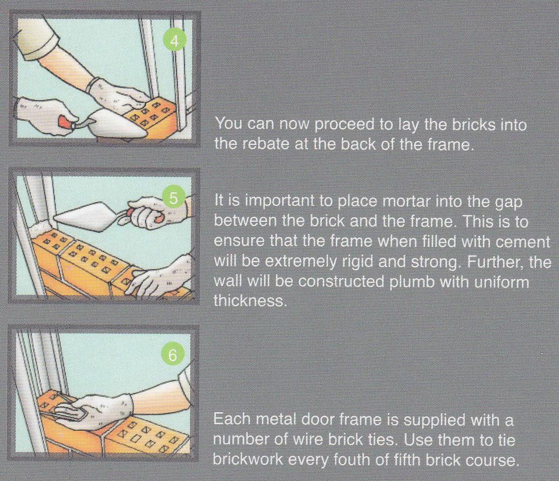 Pemasangan Frame Pintu