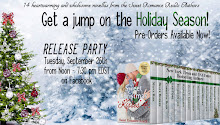 Sweet Christmas Kisses 4 Launch Party on September 26th