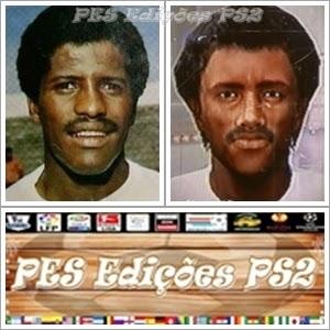 Zé Maria (Clássicos) PES PS2 Corinthians Aposentado