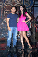 Aamir & Katrina unveil 'Dhoom Machale' song