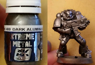 Ak True Metal Paint Review
