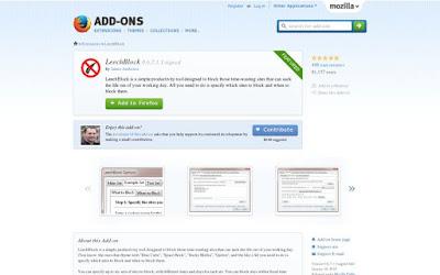 Add ons terbaik untuk memblokir situs-situs di firefox