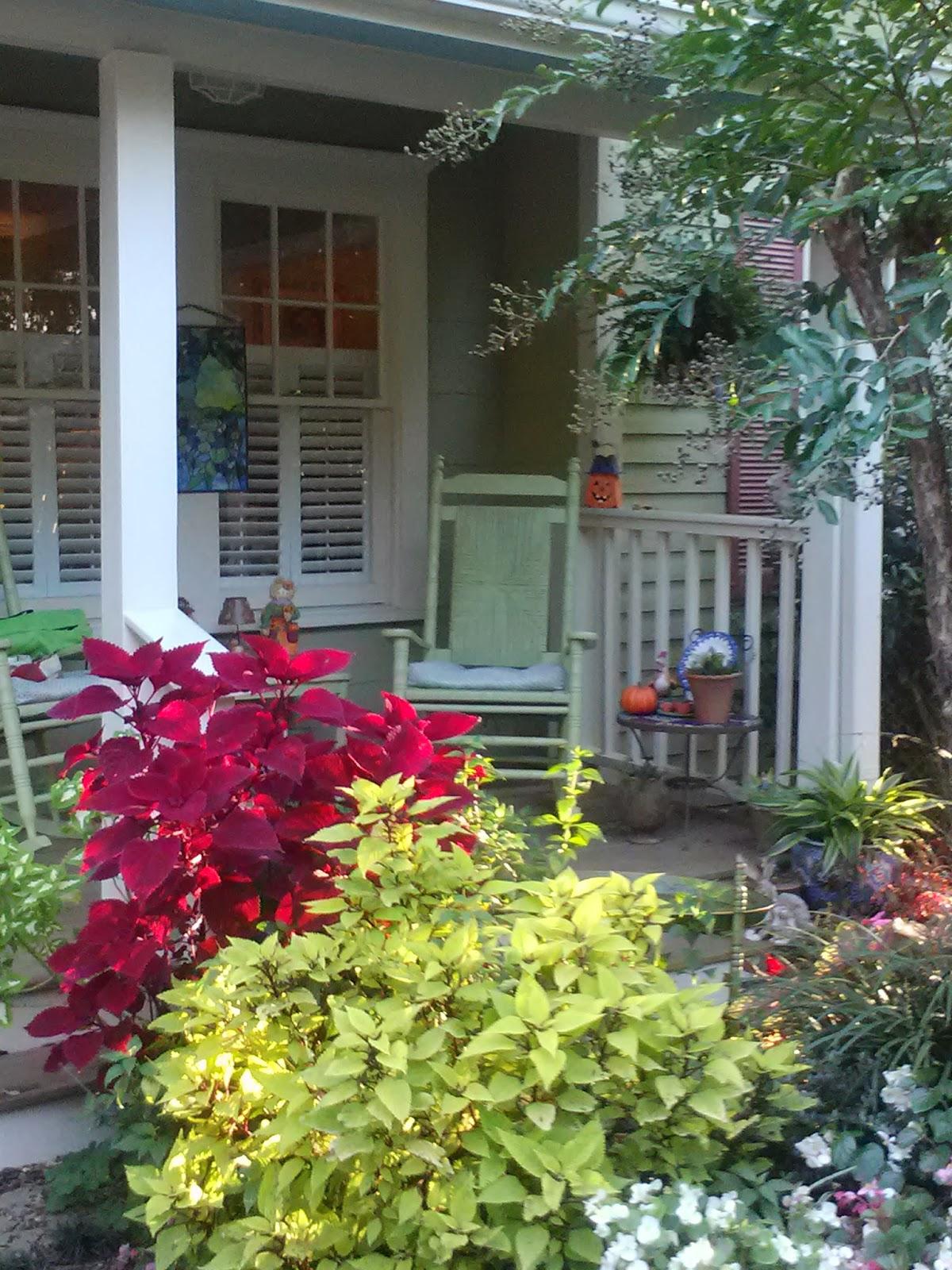 TARA DILLARD Front Porch
