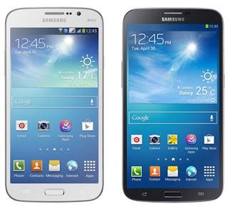 Daftar Harga Samsung Galaxy Mega