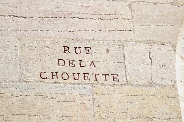 Rue de la Chouette - Dijon