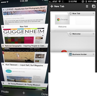 How Apple Copied Android And Windows In Its New Version iOS7 [Comparison] 5