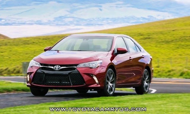 2016 Camry XSE V6 Redesign Rumors