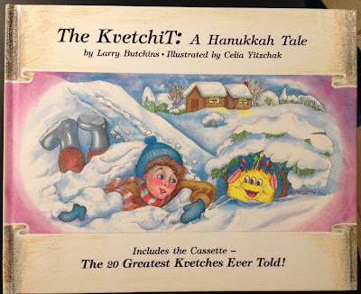 The KvetchiT: A Hanukkah Tale