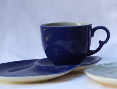 Tennis Teacup & Saucer Set