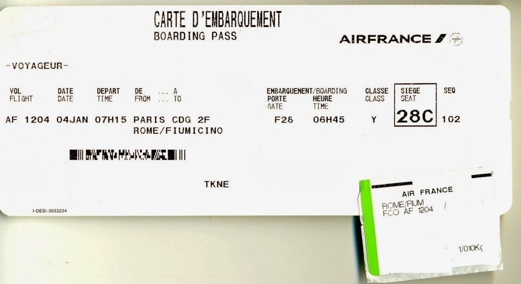 Ryanair imprimer coupon d'embarquement