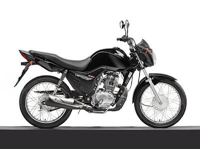 Fotos nova Honda CG 2014