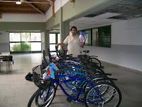 Movilidad para todos en Punta Indio