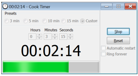 Productivity Tools: Timer for Windows