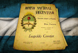 HIMNO NACIONAL ARGENTINO. Fiesta 11 de Mayo.
