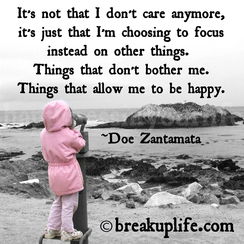 I DON T CARE ANYMORE