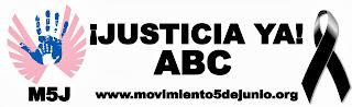 Justicia Ya ABC