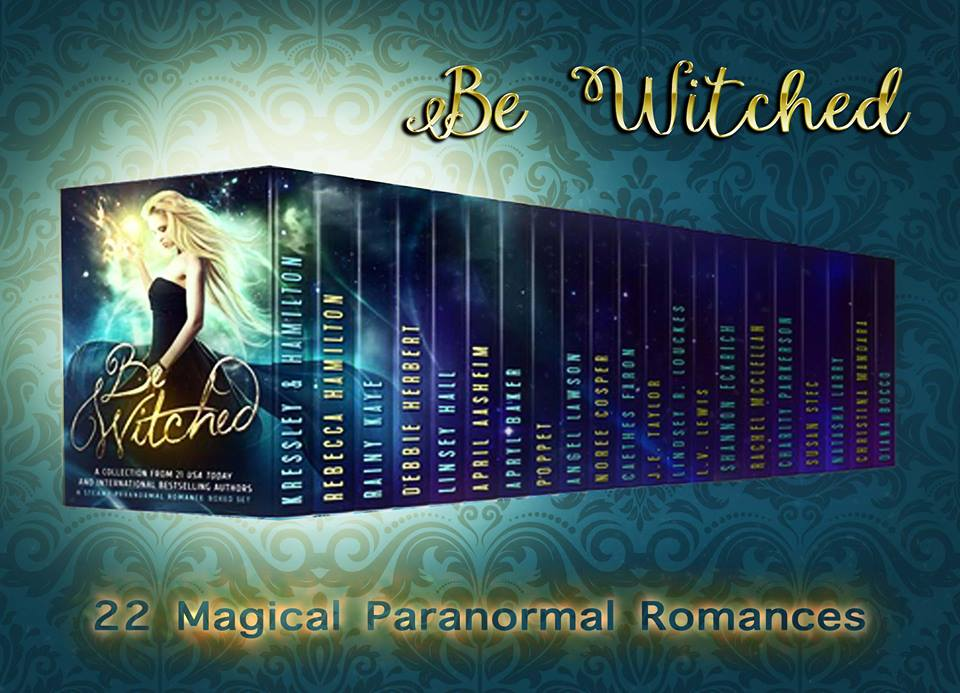 BE WITCHED on Amazon