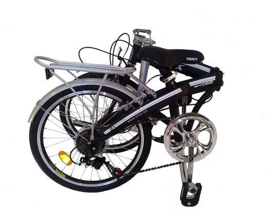 Bicicleta Portatil Plegable