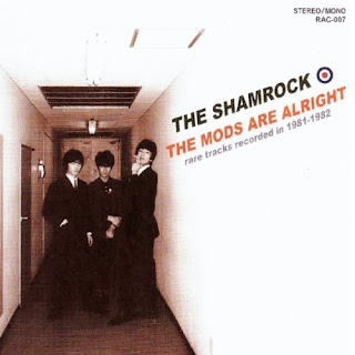 The Shamrock - The Mods Are Alright - 2004