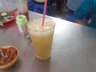 Agite cana. Ho Chi Minh City. Vietnã