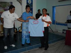 Bersama YB Datuk Razali Ismail, Timbalan Menteri Di Jabatan Perdana Menteri