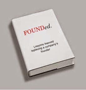 FOUNDed.  The book