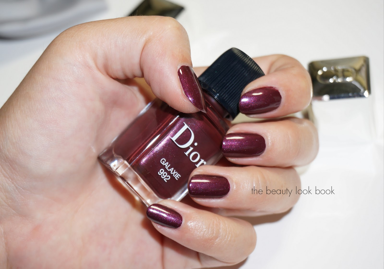 Dior Mystic Metallics Vernis Destin 382 and Galaxie 992