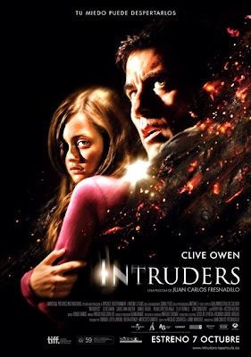 Cartel de la película Intruders