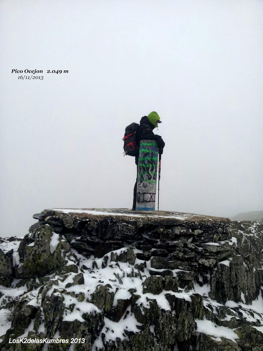 Pico Ocejon