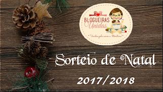 Sorteio de Natal - Blogueiras Unidas