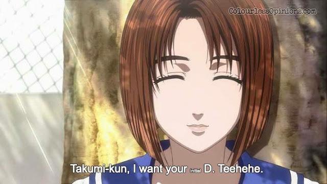 Initial D Legend 1 Awakening 2014 Natsuki Mogi meme