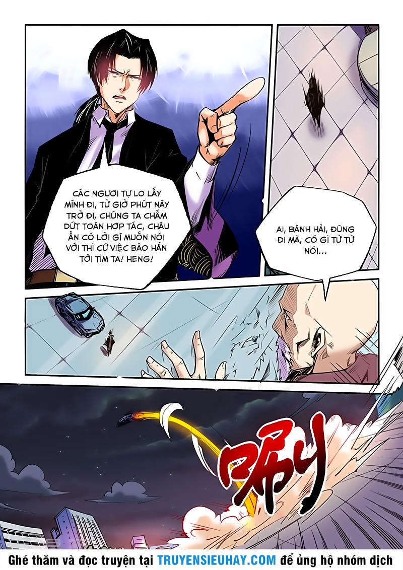 Tu Chân Tứ Vạn Niên chap 92 - Trang 6