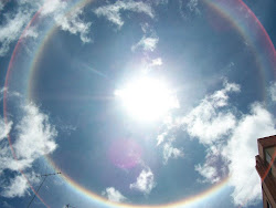 EL SOL CON ARCOIRIS 5 DE FEB DE 2012 EN BOGOTA