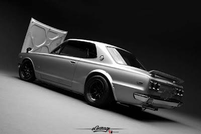 Nissan Skyline GTR 1971