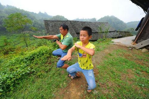 Satu Kampung Wajib Belajar Kung Fu