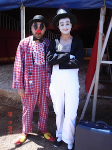 No Circo com Richard Rebello