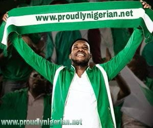 I AM PROUDLY NIGERIAN