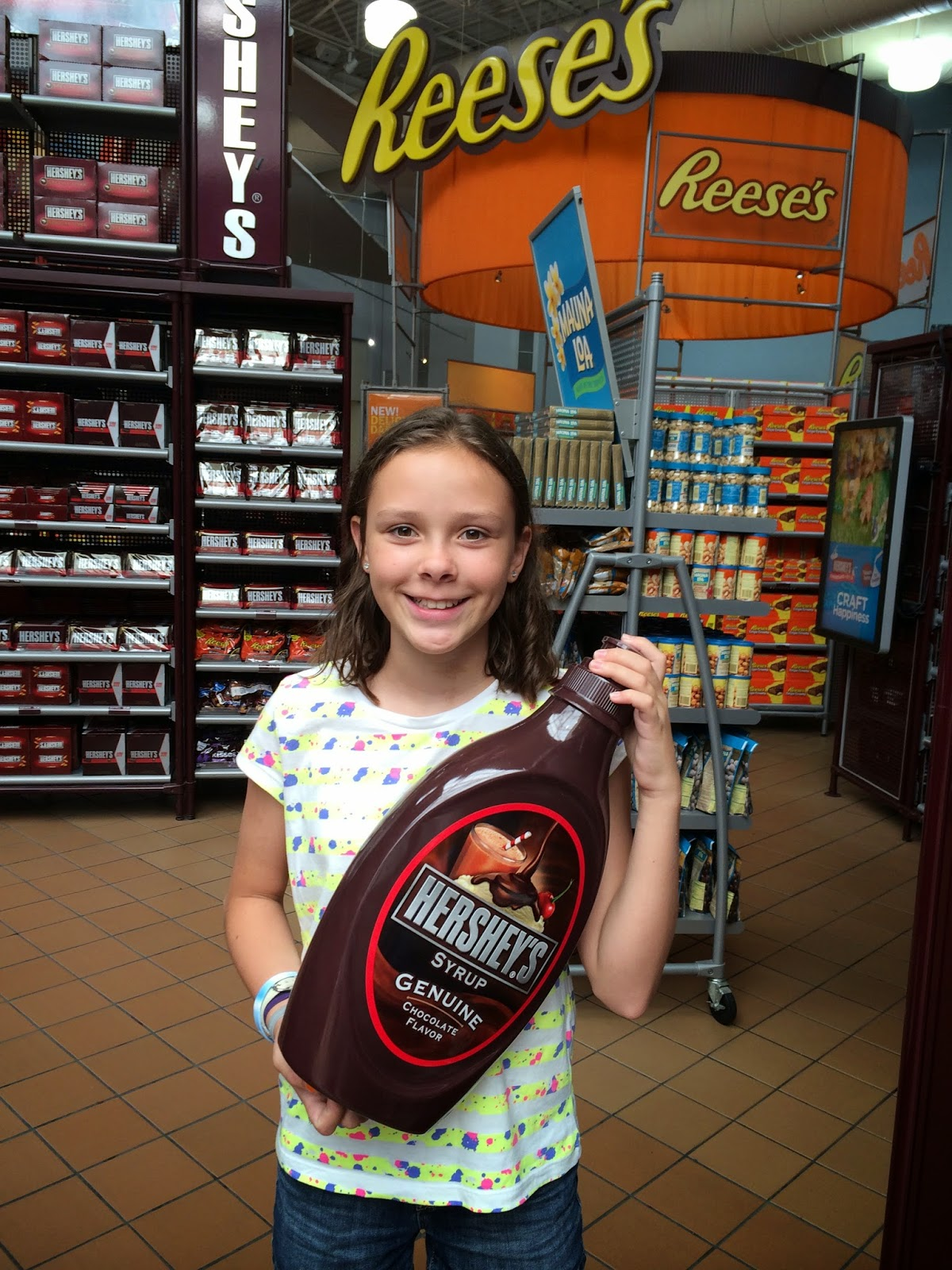 Hershey Park Chocolate Factory Tour Hours