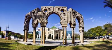Visitas guiadas al Pabellón de Marruecos (Expo92)