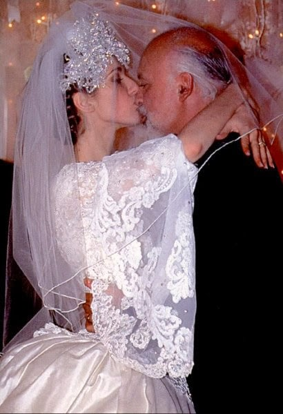 Today Celine And Rene Are Celebrating Their 19th Wedding Anniversary They Were Married In 1994 At The Notre Dame Basilica Montreal Quebec