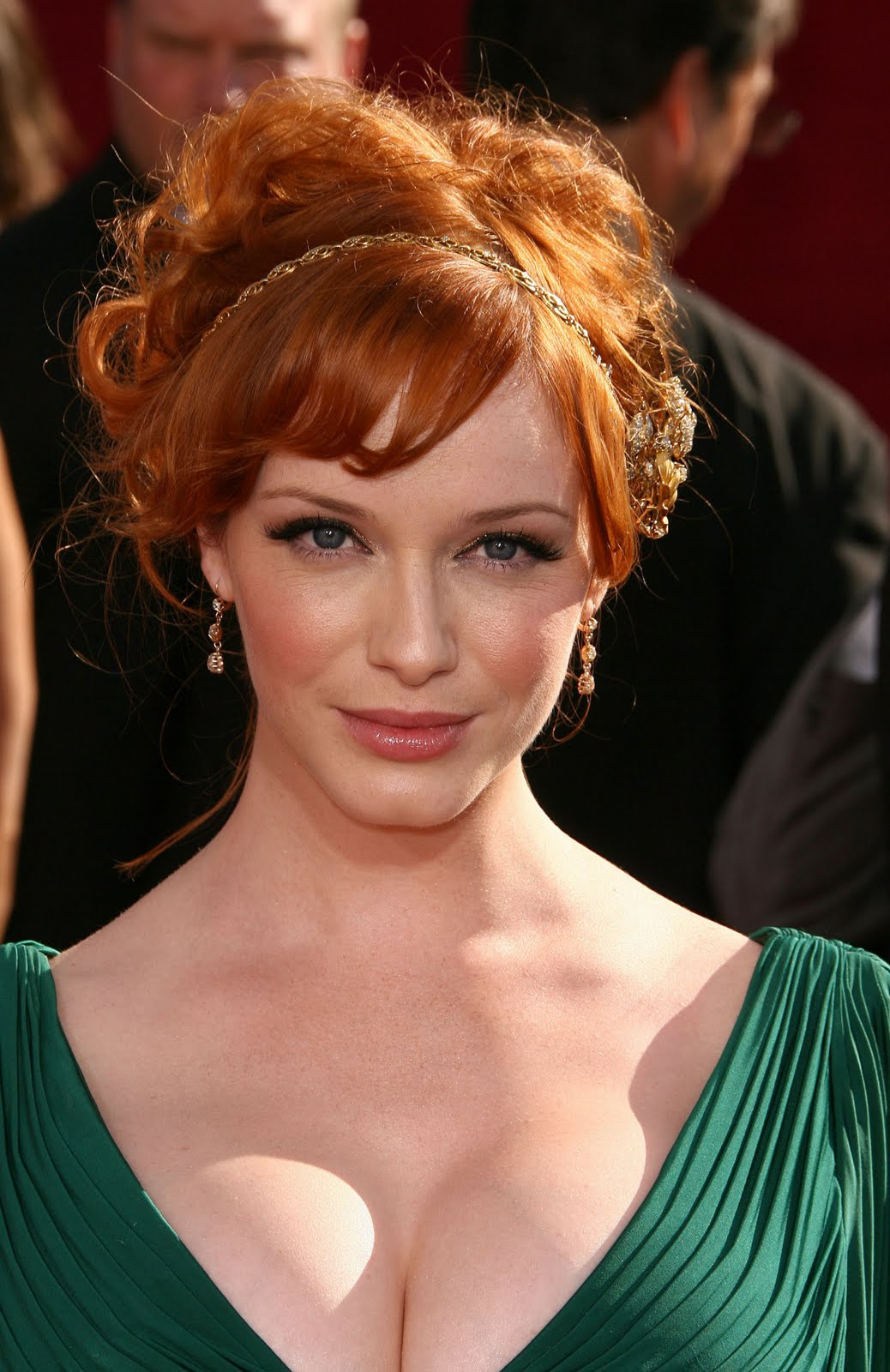 Christina Hendricks Boob
