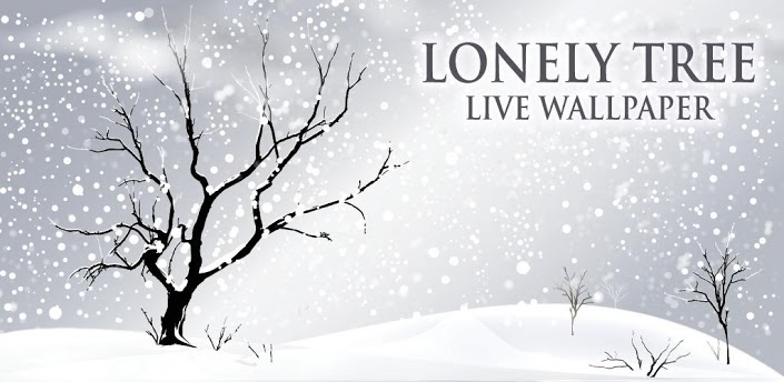 Lonely Tree Live Wallpaper apk