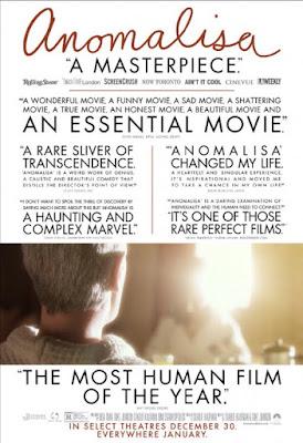 Anomalisa Movie Poster 2