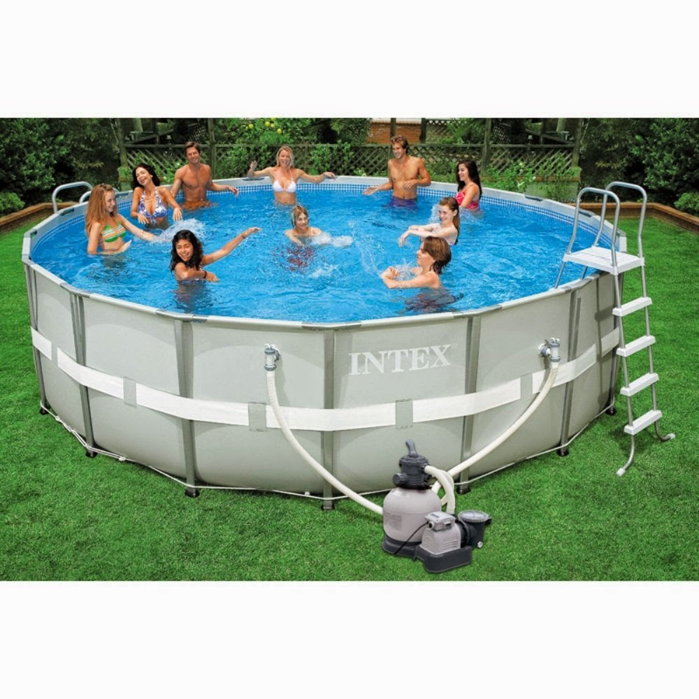 Best Seller Intex Pools Reviews Intex Ultra Frame Pools