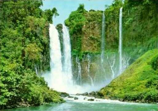 Lanao Del Norte: Maria Cristina Falls