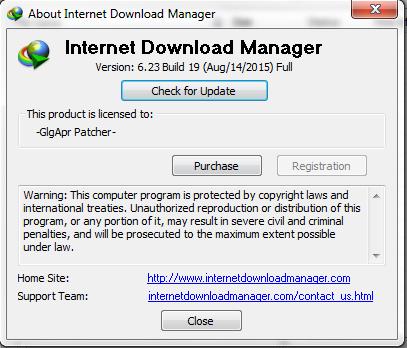 Internet Download Manager V6.23 Build 19 Full Pack | Kompi ...